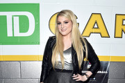 Meghan Trainor Leather Jacket