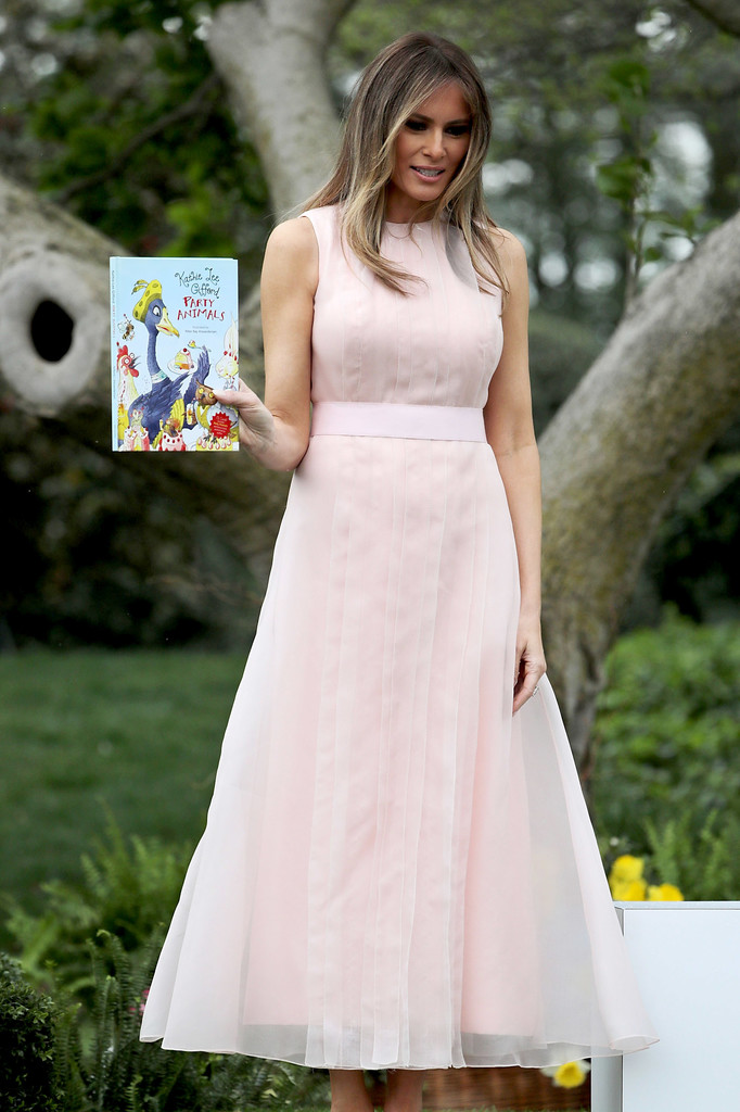 Melania Trump Maxi Dress Maxi Dress Lookbook Stylebistro