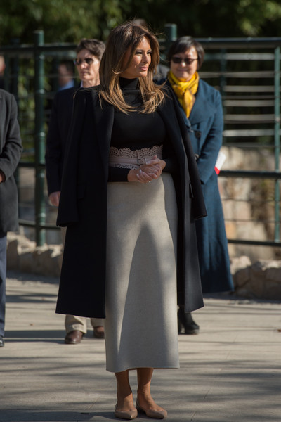 Melania Trump Pencil Skirt