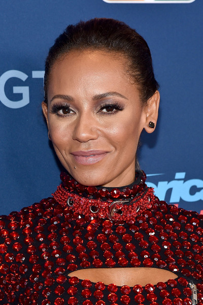 Melanie Brown Ponytail