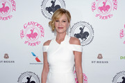 Melanie Griffith Cutout Dress