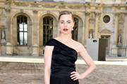 Melissa George One Shoulder Dress