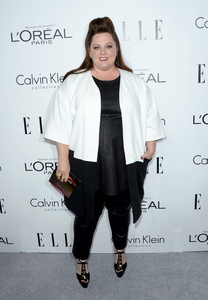 Melissa McCarthy Evening Coat
