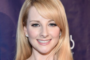 Melissa Rauch Long Side Part