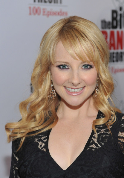 Melissa Rauch Jewel Tone Eyeshadow