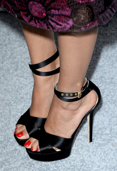 Melonie Diaz Shoes