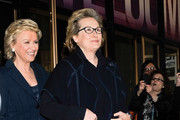 Meryl Streep Evening Coat