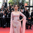 Sonam Kapoor in Elie Saab at the Cannes Film Festival