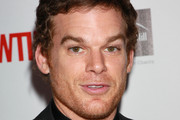 Michael C. Hall Classic Solid Tie