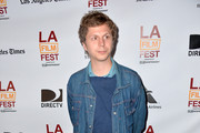 Michael Cera Denim Jacket