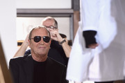Michael Kors Collection Fall 2018 Runway Show - Backstage