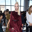 Look of the Day: Poppy Delevingne Spotted Front Row at Fashion Week