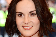 Michelle Dockery Neutral Eyeshadow