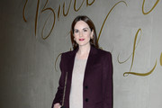 Michelle Dockery Wool Coat
