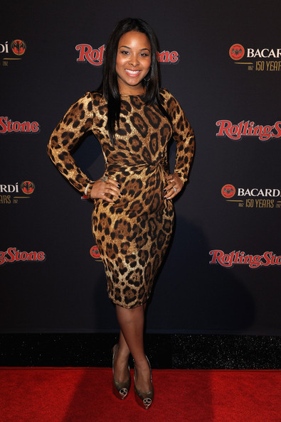 Michelle Epps Print Dress