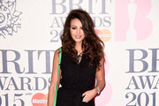 Michelle Keegan Little Black Dress