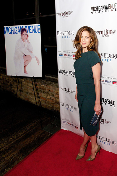 Michelle Monaghan Envelope Clutch