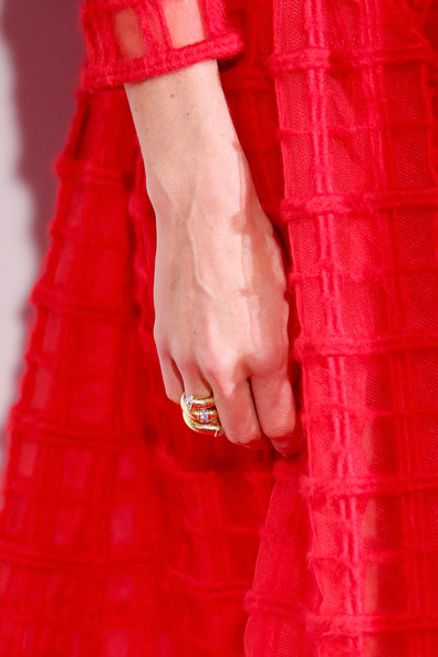 Michelle Monaghan Statement Ring []