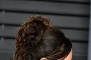 Michelle Rodriguez Curly Updo