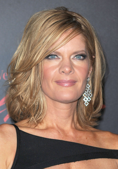 Michelle Stafford Diamond Chandelier Earrings