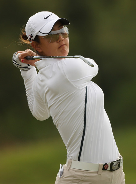 Michelle Wie Athletic Shield Sunglasses