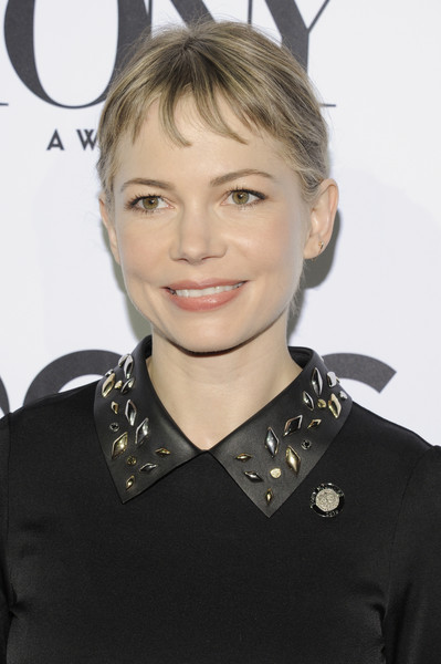 Michelle Williams Ponytail