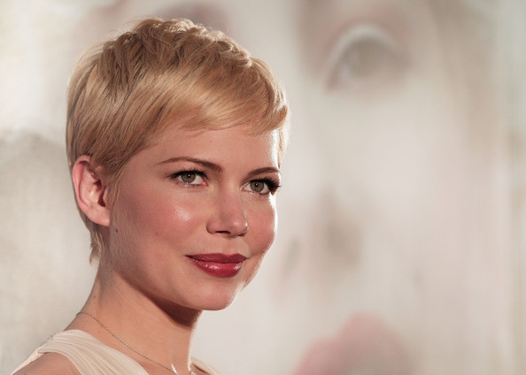 Michelle Williams Berry Lipstick
