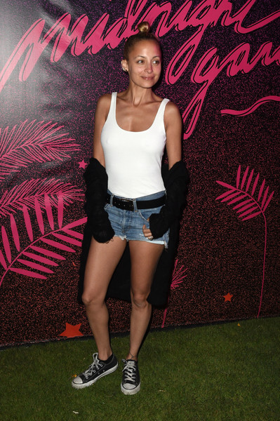 Nicole Richie at Midnight Garden After Dark