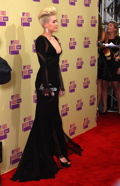 2012 MTV Video Music Awards - Arrivals