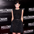 Rooney Mara's Dark Glittering Louis Vuitton LBD