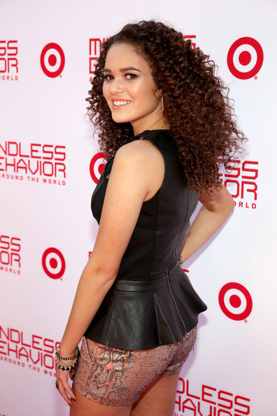 More Pics of Madison Pettis Peplum Top (3 of 3) - Peplum Top Lookbook - StyleBistro
