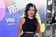 Mindy Kaling Long Skirt