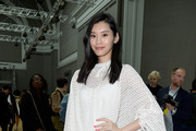 Ming Xi Loose Blouse