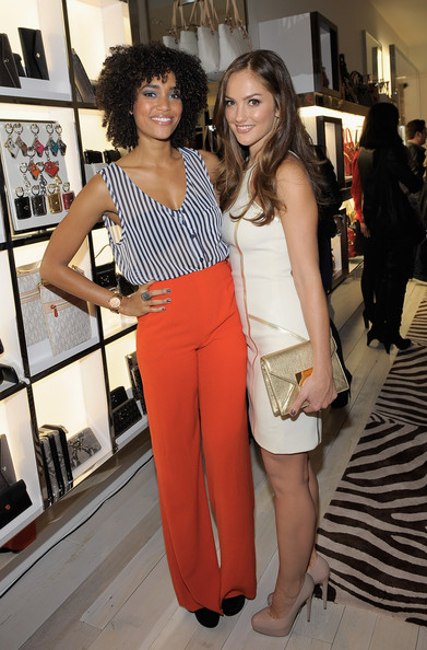 Michael Kors Celebrates The Opening Of New Robertson Boutique
