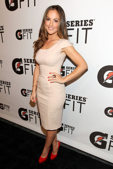 Minka Kelly Cocktail Dress