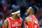 Josh Smith and Dwight Howard Photo