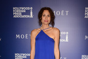 Minnie Driver Halter Dress