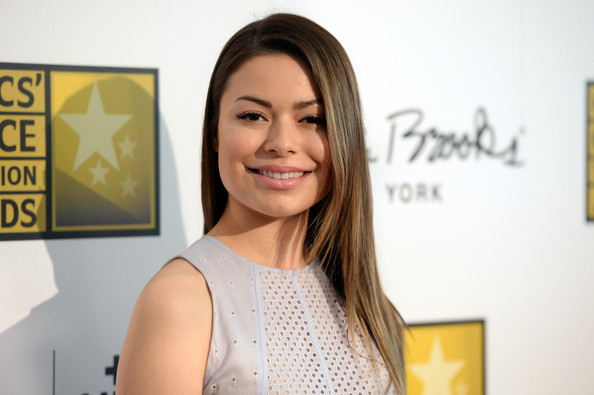 Miranda Cosgrove Shoes