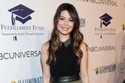 Miranda Cosgrove Mini Skirt
