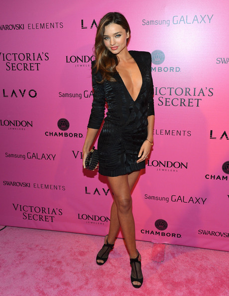Miranda Kerr Little Black Dress