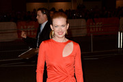 Mireille Enos Cutout Dress