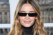 Miroslava Duma Rectangular Sunglasses