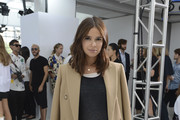 Miroslava Duma Wool Coat