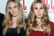 Zosia Mamet and Aleque Reid Photo