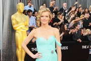 Missi Pyle Strapless Dress