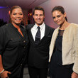 Katie Holmes and Queen Latifah