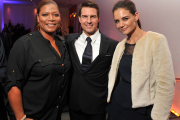 "Katie Holmes Queen Latifah ""Mission: Impossible - Ghost Protocol"" U.S. Premiere - After Party"