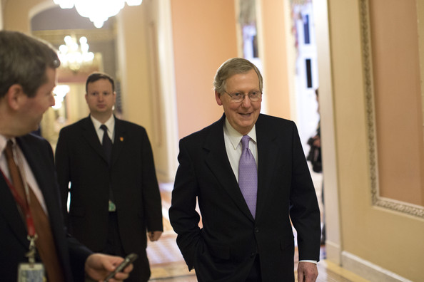 Congress Returns To Work As Fiscal Cliff Deadline Looms