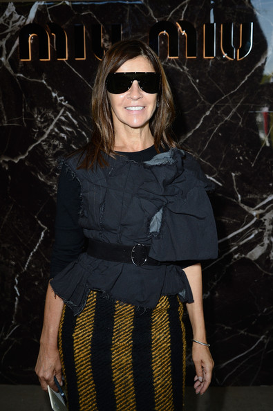 More Pics of Carine Roitfeld Fitted Blouse (1 of 3) - Fitted Blouse Lookbook - StyleBistro