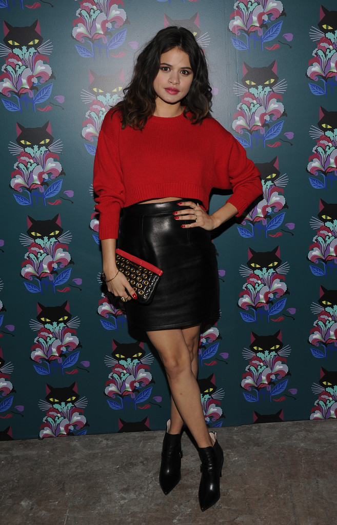 Melonie Diaz The Most Stylish Up And Coming Fall Tv